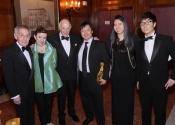 Norman Horowitz, Caroline Mousset, Melvin Stecher, Larry Weng, Anna Han, Jun Hwi Cho.jpg