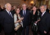 Melvin-Stecher-Kathleen-and-Alberto-Comini-Joan-Hearst-Norman-Horowitz