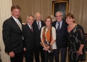 William-Hearst-Norman-Horowitz-Melvin-Stecher-Kathleen-and-Alberto-Comini-Joan-Hearst