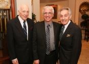 10 Melvin Stecher, Mark Shapiro, Norman Horowitz