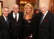 13 Norman Horowitz, Nicholas Maiorino, Sylvia McMahon, Melvin Stecher