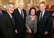 14 Norman Horowitz, Melvin Stecher, Lucia Tedesco, Vincent Garone