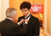 41 Norman Horowitz, Jun Hwi Cho