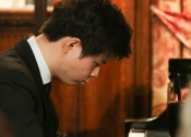 42 Jun Hwi Cho at the Steinway
