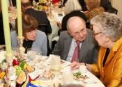 52 Nancy & Joel Lehrer, Diana Kalman