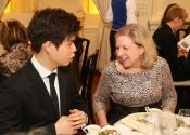 60 Jun Hwi Cho, Janet Lopinski