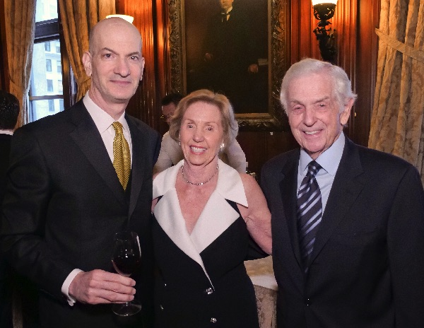 The Stecher and Horowitz 2019 Gala Benefit | The New York