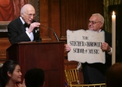 63-Nick-Maiorino-former-road-manager-and-driver-for-Stecher-and-Horowitz-presents-original-sign-from-1960-to-Melvin-Stecher