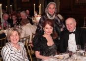 Judy Evnin, Jean Shafiroff, Joyce Cowin, Lawrence Friedland