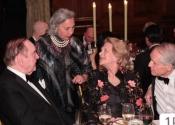 Warren Adler, Joyce Cowin, Pat Beard, Lyndon Gillis