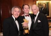 Norman Horowitz, Steve Ross, Melvin Stecher