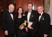 Melvin Stecher, Denise Welsh, William Welsh, Norman Horowitz