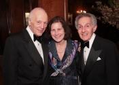 Melvin Stecher, Donna Peck, Norman Horowitz