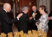 Melvin Stecher, Norman Horowitz, Lawrence Friedland, Marilyn Friedland