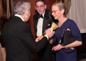 Norman Horowitz, Michael Druckman, Nancy Druckman