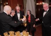 Melvin Stecher, Norman Horowitz, Morrie Heckscher, Fenella Heckscher, Peter Kenny