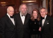 Melvin Stecher, Neil Patterson, Vera Patterson, Norman Horowitz