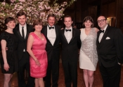Rachel Hearst, William Hearst, Joan Hearst, William S. Hearst, Andrew Hearst, Mary Hearst, Pat Conti