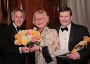 Norman Horowitz, Elsa Jean Davidson, Francis Brancaleone