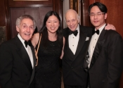Norman Horowitz, Patricia Lee, Melvin Stecher, Kenneth Lee