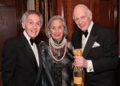 Norman Horowitz, Joyce Cowin, Melvin Stecher