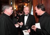 Rev. Jeffrey von Arx, John McGrath, Rev. Patrick Frawley