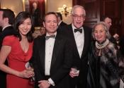 Helen Hong, Kenneth Cowin, Morrie Heckscher, Joyce Cowin