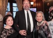 Lucia Tedesco, Richard Parsons, Joyce Cowin