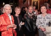 Didi Burke, Ruth Gottesman, Joyce Cowin, Marilyn Friedland