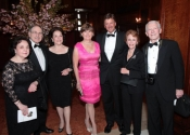 Lucia Tedesco, Vincent Garone, Anna Garone, Joan Hearst, William Hearst, Stephanie Pinson, Elliot Pinson