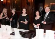 Harriet N. Cohen, Rita Paddack, Anna Garone, Lucia Tedesco, Dr. Vincent T. Garone