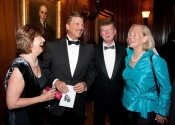Joan B. Hearst, William S. Hearst, Chairman of the Board, Wyndie Eberle, Doug Eberle