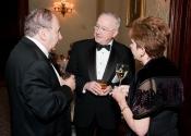 Rabbi Leonard Schoolman, Raymond A. McGarrigle, Diana Schoolman