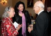 Joyce B. Cowin, Jasmine Cowin, Irwin Gusman