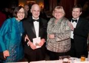 Rev. Victoria Sirota, Dr. Robert Sirota, Elsa Jean Davidson, Dr. Francis Brancaleone